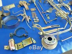 82-83 Datsun 280zx Engine And Under Hood Dress Up Kit Replated Nice Oem Parts