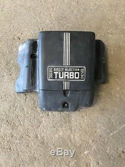95 96 97 Ford F250 F350 7.3l Turbo Diesel Flip Up Engine Dress Cover