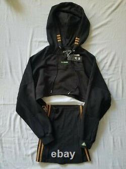 Adidas x IVY PARK Hooded Cutout Dress