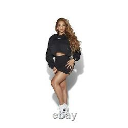 Adidas x Ivy Park Black Hooded Cutout Dress Size XS Confirmed Order