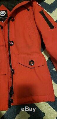 Authentic Canada Goose Montebello Jacket For Women Size Small For Women