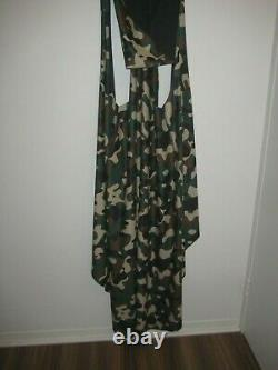 Black Milk Commando hooded cape one size new with tag rare