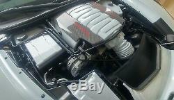 C7 Corvette 14-19 LT1 Under Hood Dress Up Package Painted / Hydro Carbon Fiber
