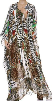Camilla Cosmic Conflict Hooded Robe O/S RRP899