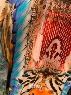 Camilla Franks original sample stunning hooded kaftan BNWT