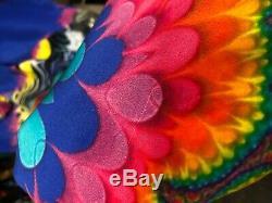 Camilla'Rainbow Gathering' Hooded Kaftan
