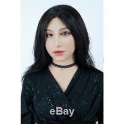Crossdresser Makeup Female Headgear Cross Dressing Silica Gel Hood Transgender