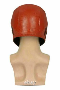 DC Injustice 2Red Hood Cosplay Halloween Mask Batman Helmet 11Scale Dress UP US
