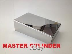 Fits Cadillac Fleetwood 1994-1996 20 Pc ENGINE COVER KIT Polished Stainless