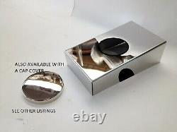 Fits Camaro Firebird LS1 1998-2002 MASTER CYLINDER COVER Stainless Steel chrome
