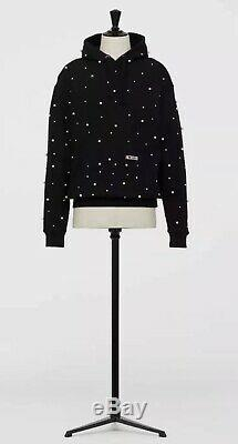 GIAMBATTISTA VALLI x H&M Hooded Top With Beads size L