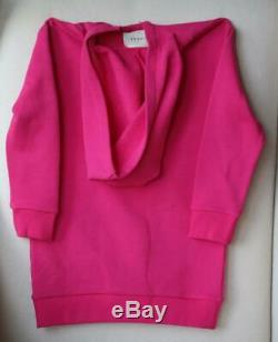 Gucci Kids Girls Hooded Sweater Dress 5 Years