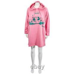 Gucci Love Mickey Disney X Gucci Hooded Dress