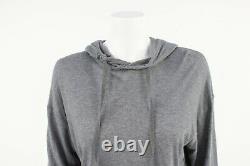 Isabel Marant Etoile Grey Brescia Cashmere Jumper Dress Size FR 36 UK 8 BNWTS