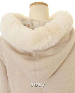 LIZ LISA Fur Hood Coat (japan harajuku kawaii lolita fashion)