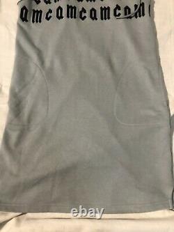MCQ ALEXANDER MCQUEEN Italy Hooded Sweat Dress Tunic Small Mint Green