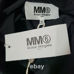 MM6 Maison Martin Margiela Best Of Six Black Hooded Dress Size L New With Tags