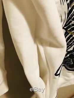 MOSCHINO TV H&M. Short Hooded Sweatshirt Dress, Sz Small