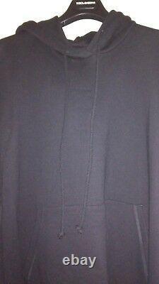 Maison Margiela (mm6) Ladies Hooded Sweater Dress Size Medium