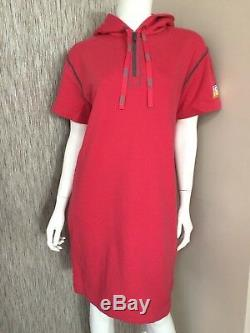 Marc By Marc Jacobs Hooded Mini Dress Retail £329 Size S (uk 10/12)