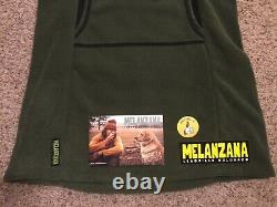 Melanzana Micro Grid Dress Women's Medium (M) Thyme Brand New with stickers