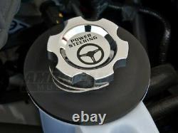 Modern Billet Under Hood Dress Up Kit in Chrome Fits Ford Mustang 1996-2001 GT