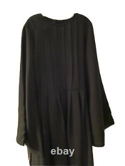 Moi Meme Moitie Dress With Hooded Cape M