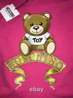 Moschino Girls Teddy Dress AGE 6 Yrs BNWT RRP £155