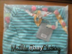 NEW (Sealed) Matilda Jane Once Upon A Time Keepsake Chrissy Hooded Dress Size 10