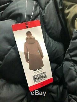 NEW Women's Marmot Chelsea Coat Parka Green Size Medium