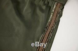 NWD$4175 Brunello Cucinelli Women Silky Satin Hoodie Dress WithBead Stripes M A191