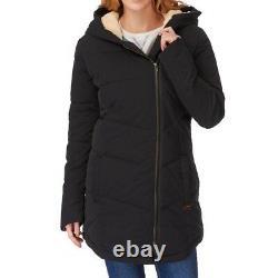 NWT Roxy Snow Women's Jacket Coat Hood Mountain Water Repellent Windproof Size L