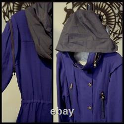 NWT Veronica Beard 4-in-1 Convertible Hooded Summer Jacket Coat Dress Blazer 2
