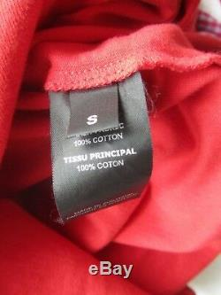 New Vetements Red Layered Hood Wrap Skirt Dress RRP £1195, Last One