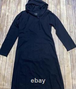 OSKA Long Sleeve Dress with Hood