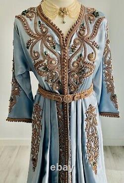RAMADAN OFFER! Moroccan Kaftan Dress size XL U. K. Size 16