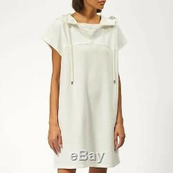 See by Chloe Short-Sleeve Hooded LOOSE FIT Shift Dress, SZ XS, NEW, $ 272