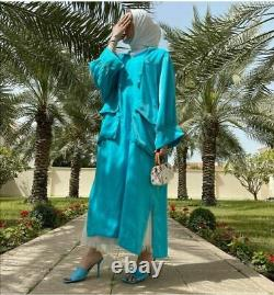 Stunning Hooded Dress Kaftan Limited Collection Oversized Lose Fit H&M