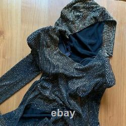 The Iconic Brian Lichtenberg Avant-Garde (Lohan) Dress