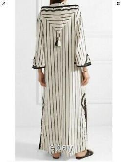 Tory Burch Savonna Hooded Caftan. NWT. Size S small. Retail- $600