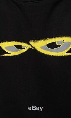 VETEMENTS Black Hooded Convertible Dress Size S