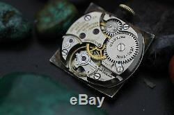 Vintage GRUEN Veri-Thin Precision Cal. 430 Hooded Lug 10K G. F. Men's Dress Watch