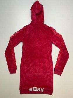 Woman Philipp Plein Size S Sweater Dress Skully Color R003 red cherry
